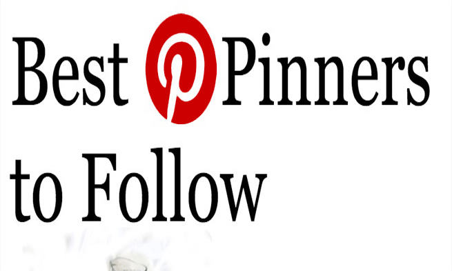 best pinners to follow