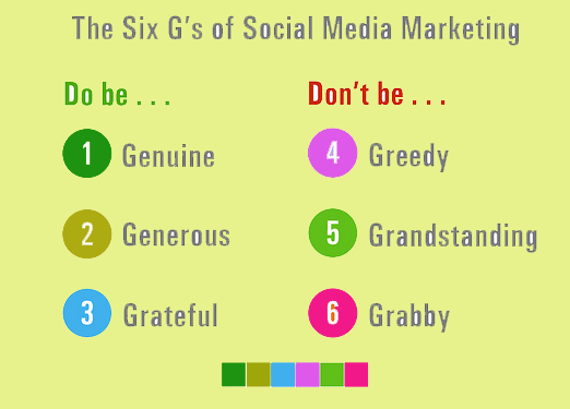 How To Stay On Top Of Your Social Media Marketing
