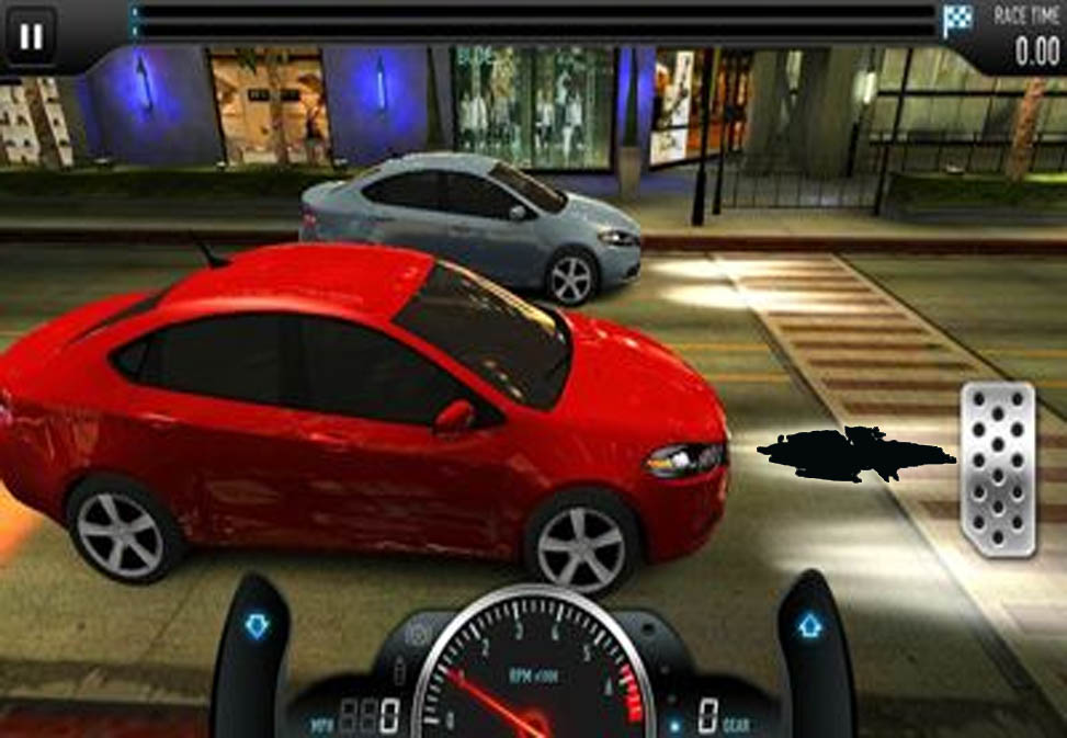 csr car racing android game