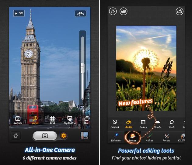 Fotor Photo Effect Studio App
