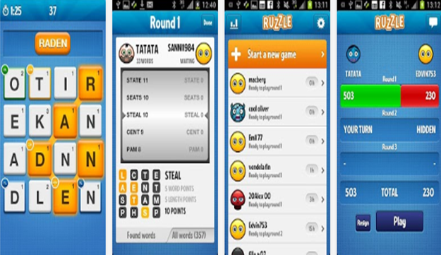 Ruzzle Full Version Downloads