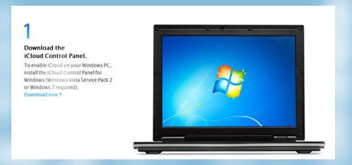 icloud installateur windows 7