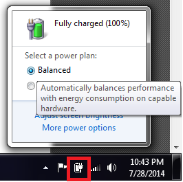 save laptop battery charge